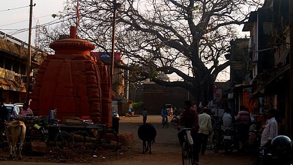 Старый город Бхубанешвара