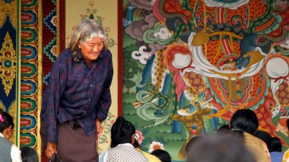 Чандоагири. Монастырь Рингон Тхуптен Миндралинг (c)inditrip.net