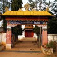 Чандрагири. Ворота монастыря в Джииранге (c)inditrip.net