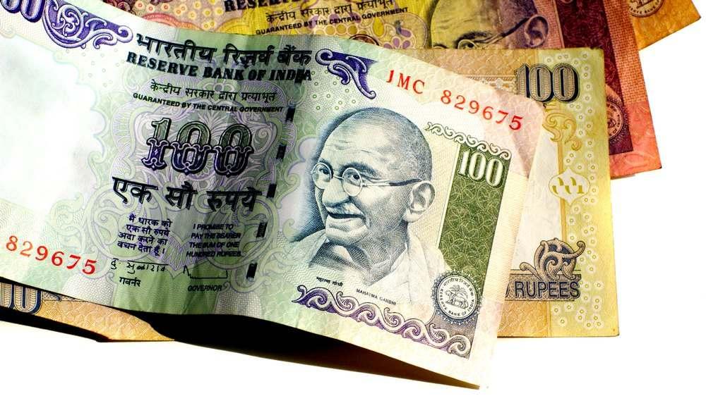 Индия курс рупия доллар