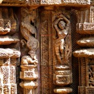 Konark. Suria Temple. Detail of stone carving (c) inditrip.net