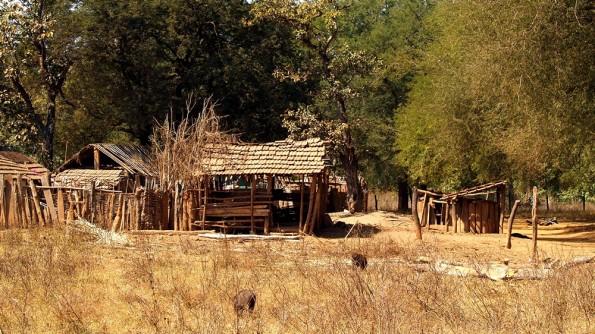 Деревня в Малкангири (c)inditrip.net
