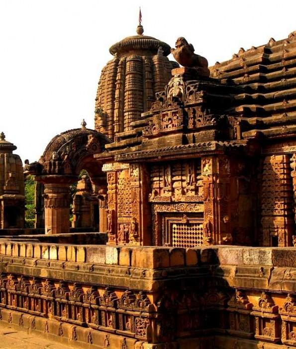 Mukteshawar Mandir in Bhubaneshwar