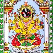 Раджураджпур, Орисса, Индия. Трафаретные открытки (с)inditrip.net