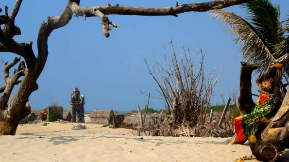 Остров Рамешварам, коса Данушкоди. Тамил Наду. Индия (c)inditrip.net