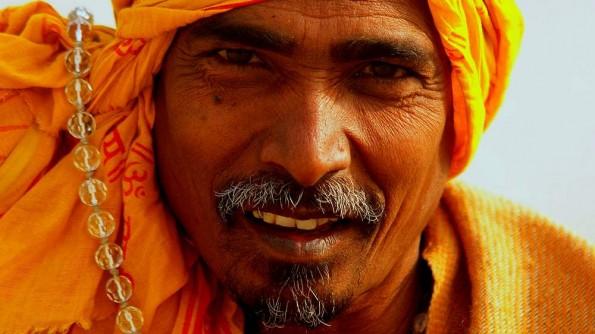 Лица Варанаси. Водяной йог, блин, забыл как зовут (c)inditrip.net