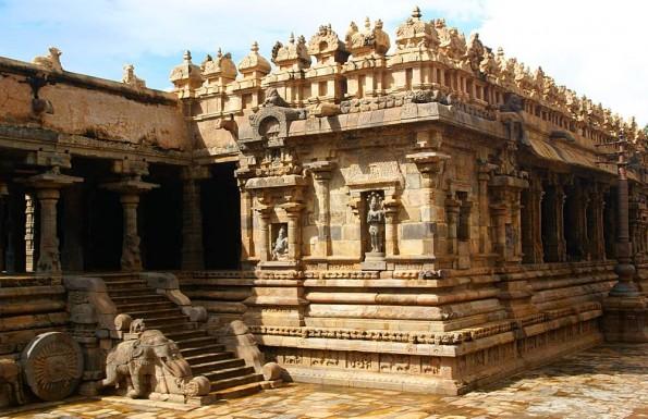 Дарсурам. Кумбаконам. Тамил Наду. Индия. (c)inditrip.net