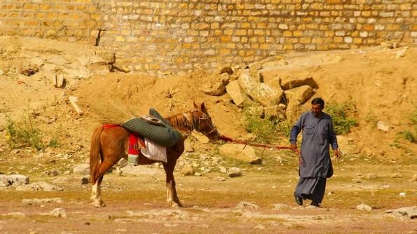 Jaisalmer suburb. Rajasthan. India. (c)inditrip.net