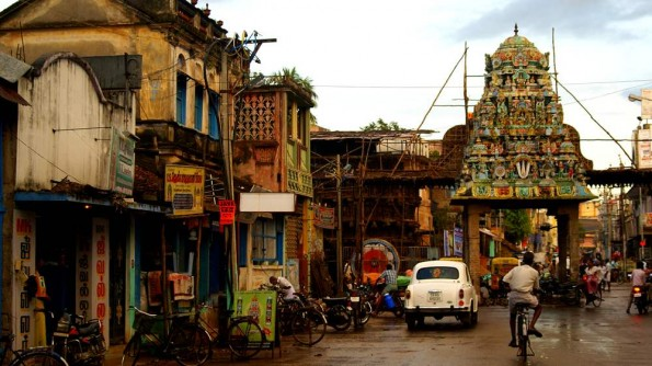 Old town of Kumbhakonam. Tamil Nadu. Inaia. (c)inditrip.net