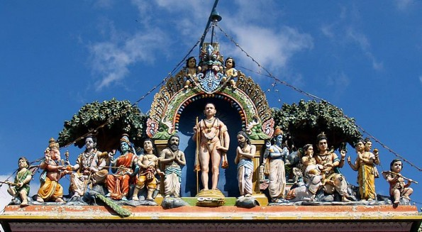 Murugan in Swamimalai. Kumbakonam. Tamil Nadu. India. (c)inditrip.net