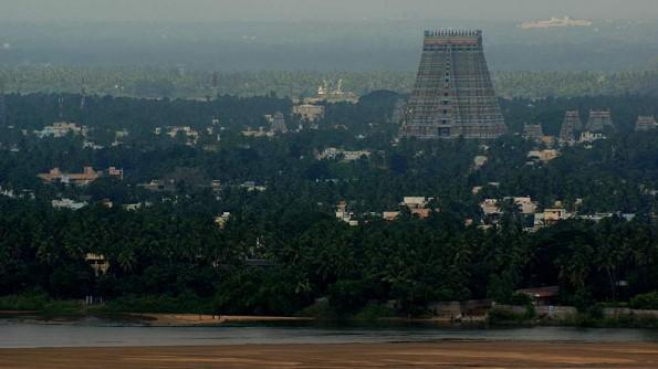 Srirangam. Trichi. (c)inditrip.net