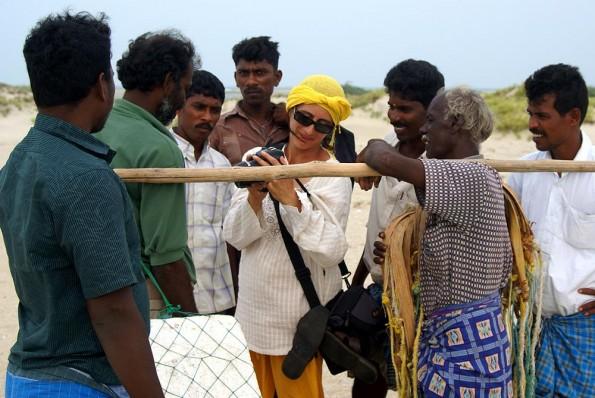 Fishers a Dhanushkodi. (с) inditrip.net