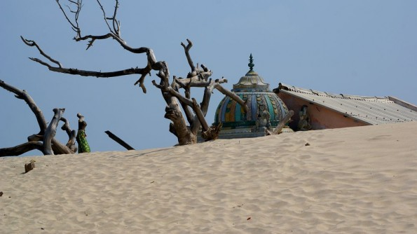 Ruins of Danushkodi. (c) inditrip.net